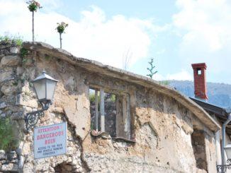 Mostar – danger, Apr. 2009