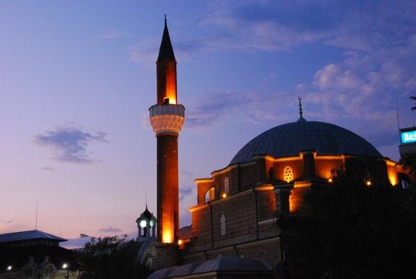 ブルガリア、ソフィア-モスク 2011年 (ソフィア)