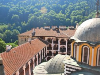 Bulgaria, Rila – dome from above, 2011