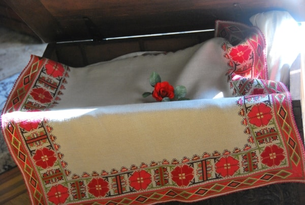 Saving its traditional craft