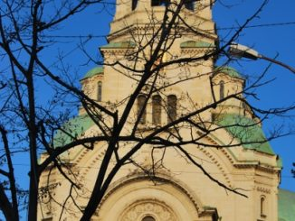 Andare a messa a Sofia