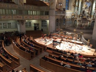 Concert at Frauenkirche