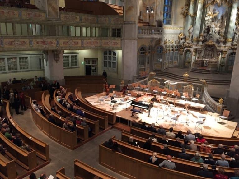 Concert at Frauenkirche