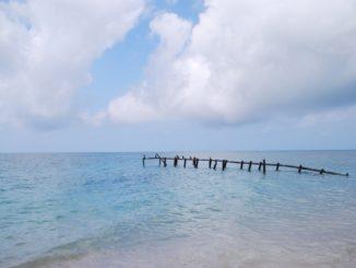 Cuba, Playa Ancon – clouds, spring 2010