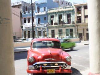 キューバ-ハバナ