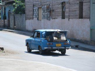 Cuba, Rodus – over load, spring 2010