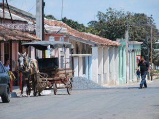 Cuba, Rodus – carriage, spring 2010