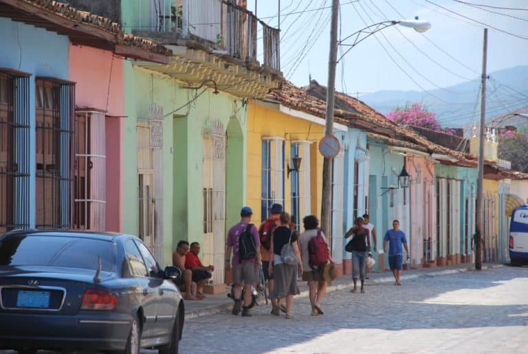 キューバは明るく急場をしのぐ 4