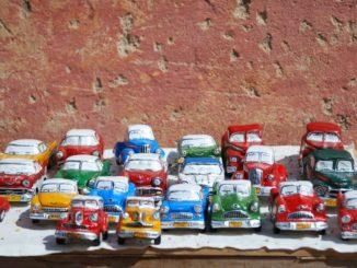 Cuba, Trinidad – toys, spring 2010