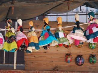 Cuba, Trinidad – dolls, spring 2010