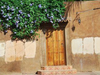 Cuba, Trinidad – wooden door, spring 2010