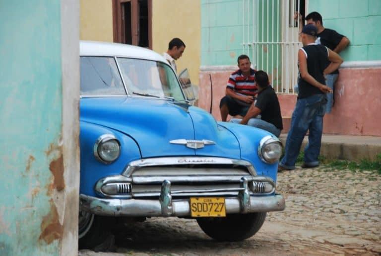 キューバは明るく急場をしのぐ 2