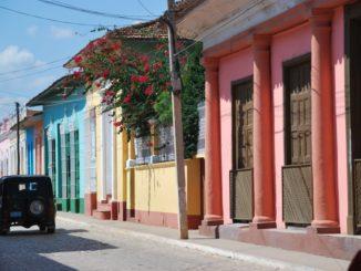 Cuba, Trinidad – colourful, spring 2010