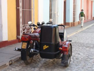 Not only old car in Cuba