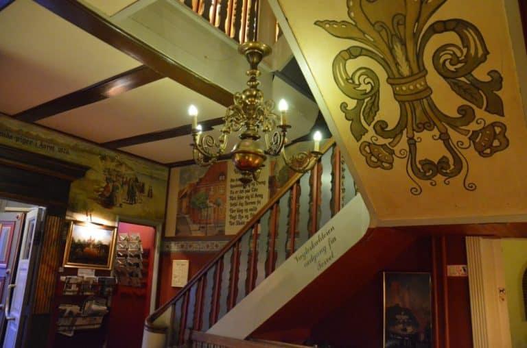 The oldest hotel in Denmark