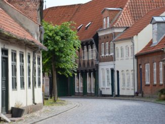 The oldest town in Denmark