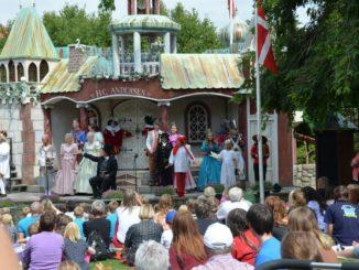 Denmark, Odense – small theatre, August  2012