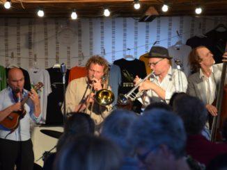Jazz Festival in Aero Island