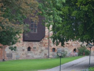 Denmark, Kolding – brown window, Aug.2012