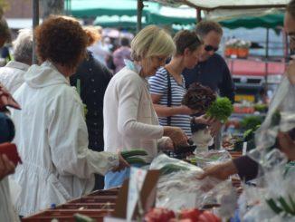 Denmark, Odense – shopping, August 2012