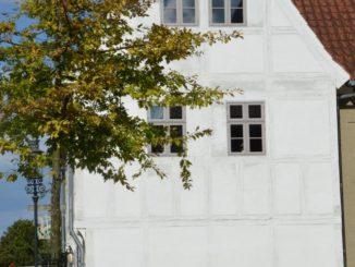 Denmark, Odense – white house, August 2012