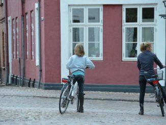 Denmark, Ribe – girls, July2012