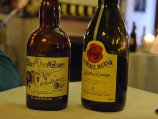 Denmark, Ribe – Danish liqueur, July2012