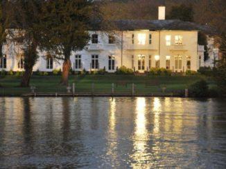 Un giorno molto freddo a Henley on Thames