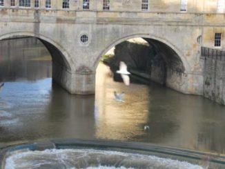 Bath, città molto attiva