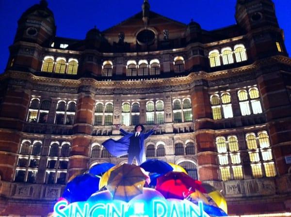 Musical al Palace Theatre a Londra
