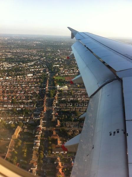 Los suburbios de Londres