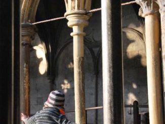 La cattedrale di Salisbury