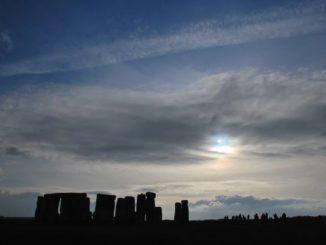 England, Stonehenge – stones, 2012