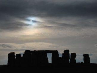Well-known Stonehenge