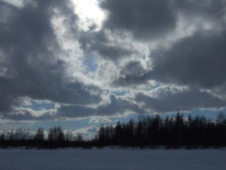 Finland, Inari – Sami couple, 2006
