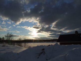 フィンランド、イナリ-自然 2006年