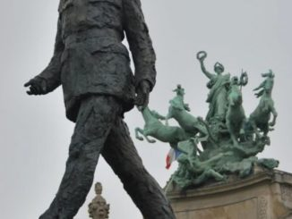 France, Paris – de Gaulle, 2012