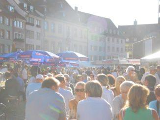 Germany, Freiburg – people, 2011