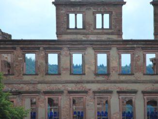 Germany, Heidelberg – castle, 2011