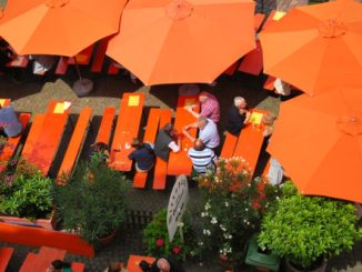 Germany, Heidelberg – orange, 2011