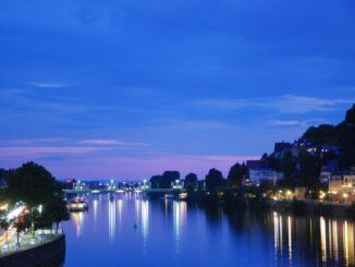 Germany, Heidelberg – evening, 2011