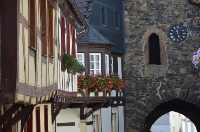 Herrstein città medievale