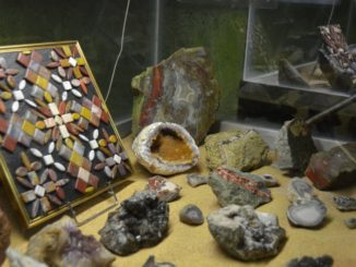 Visit a gemstone mine