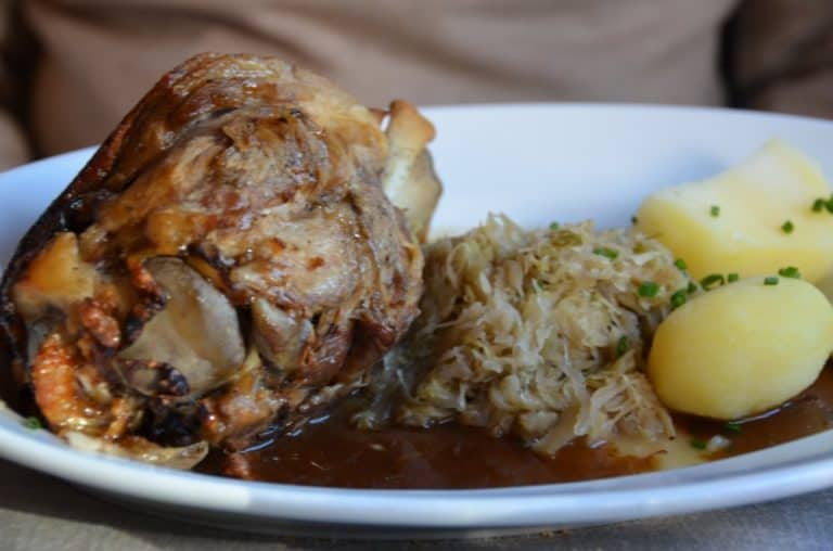 これも美味しかったドイツ料理