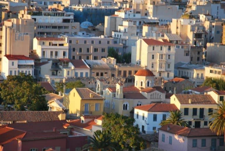 Grecia, Atene – città, agosto 2009 (Atene)