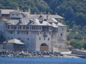 No women admitted in Mt. Athos