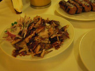 Giros a Salonicco in Grecia