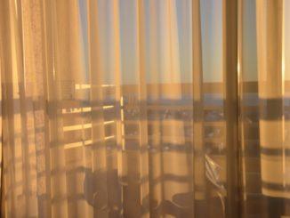 hotel view – curtain, Apr.2015