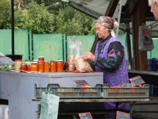 Hungary, local market 2