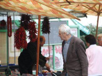Ungheria, mercatino locale 1